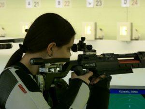 Erreichte Rang 8 bei den Juniorinnen und sicherte sich einen Startplatz bei den Österreichischen Meisterschaften: Franziska Stefani