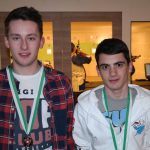 Sieger bei den Junioren: Johannes Stefani