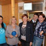 Rang 3 bei den Frauen: Stahlbau Hörburger Damen 1