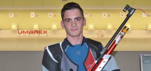Konnte mit Rang 2 in der Klasse Junioren seine erste Medaille bei Tiroler Meisterschaften erringen: Johannes Stefani