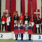Marie-Theres erreichte mit der Mannschaft Tirol die Goldmedaille bei den Juniorinnen.