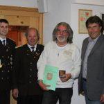 Ehrung für 25 Jahre Mitgliedschaft: Bernd Dümmlein