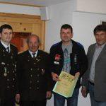 Ehrung für 25 Jahre Mitgliedschaft: Alois Schuchter