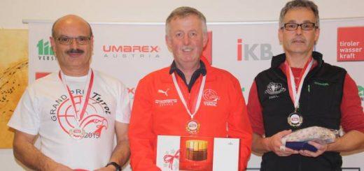 Rang 2 in der Klasse Masters1 für Norbert Stefani.(Foto: Christian Kramer)