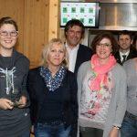 Rang 4 bei den Frauen: Stahlbau Hörburger Damen 1