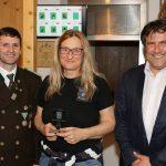 Rang 4 für die Mannschaft Fahrschule Vogl-Fernheim
