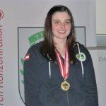 Der erste Einzeltitel bei einer Österreichischen Meisterschaft für Marie-Theres.
