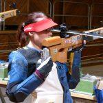 Startete äußerst nervös in den Wettkampf: Katharina Auer