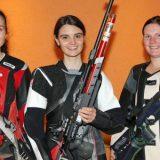 Bezirksmeisterin 2017 in der Frauenklasse: Franziska Stefani.