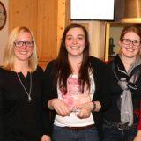 Sieger im Finale der Frauen: die Mannschaft der Schützenkompanie