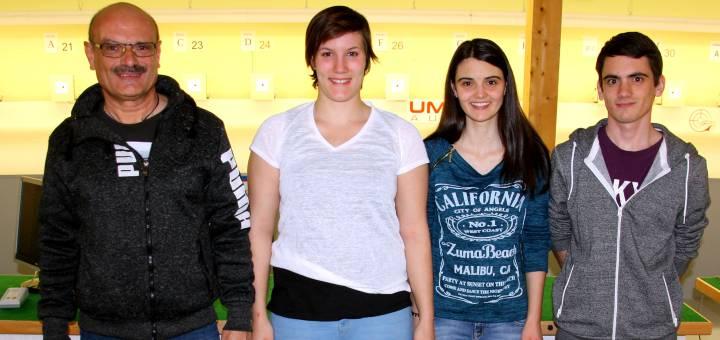 Präsentierte sich diesmal in ungewohnter Aufstellung: unser Mannschaft in den Landesliga-Runden 7 und 8. Foto: C. Kramer