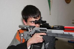 Rang 10 bei den Junioren und somit ein Startplatz bei den Österreichischen Meisterschaften: Johannes Stefani