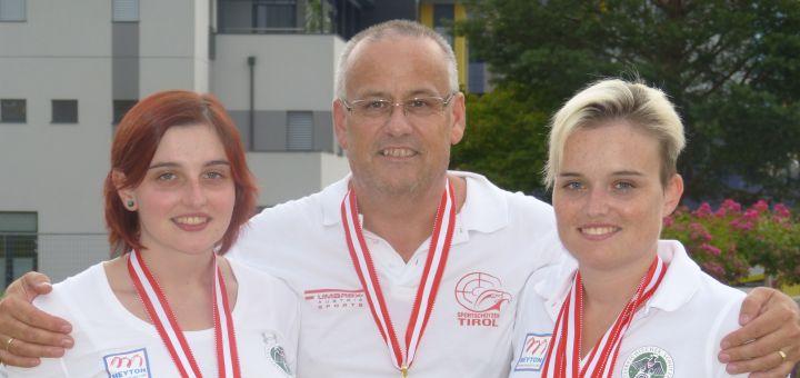 """Unser """"goldenen"""" Teilnehmer bei den Österreichischen Meisterschaften Armbrust"""