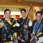 Lieferten im Finale ein tolle Show fürs Publikum: Marie-Theres, Fanziska und Katharina