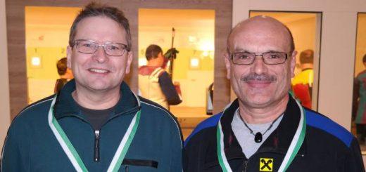Bezirksmeister 2015 in der Seniorenklasse: Norbert Stefani