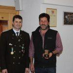 15 Jahre Mitglied: Andreas Ennemoser