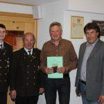 Ehrung für 25 Jahre Mitgliedschaft: Franz Baumann