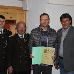 Ehrung für 25 Jahre Mitgliedschaft: Georg Plattner