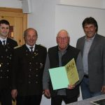 Ehrung für 50 Jahre Mitgliedschaft: Josef Klocker