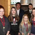 Gewinner der Jugendklasse 2016: Schützenkompanie 1