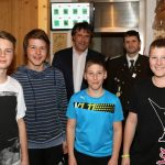 Rang 4 in der Jugendklasse: SPG Roppen/Karres U15 1