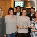 Erfolgreich ihren Titel aus dem Vorjahr verteidigt: Schuchter&Co