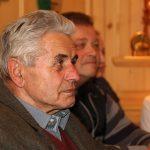 Ein rüstiger 80-er: unser langjähriges Mitglied Alois Ennemoser.
