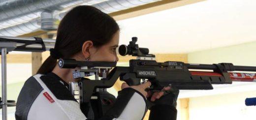 Sie wird Tirol bei den Staatsmeisterschaften in der Frauenklasse vertreten: Franziska Stefani